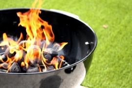BBQ-flames
